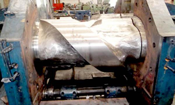 Detalle de Rotores K5 después del Reacondicionamiento